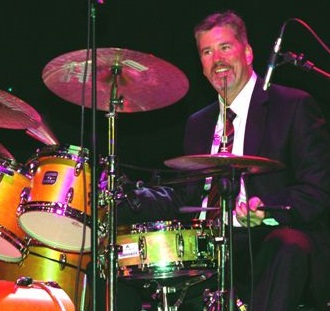 David W Hansen drum set percussion composer