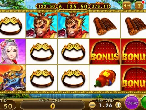 slot game Chinese Odyssey 1