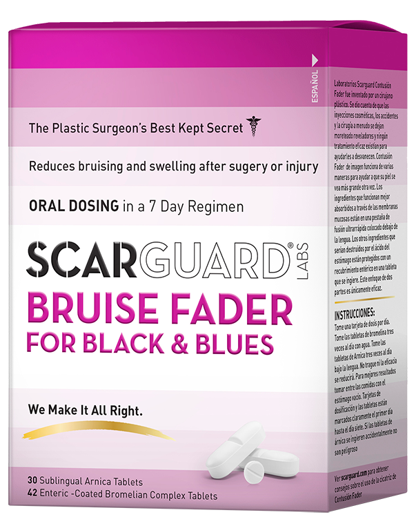 Scarguard Bruise Fader