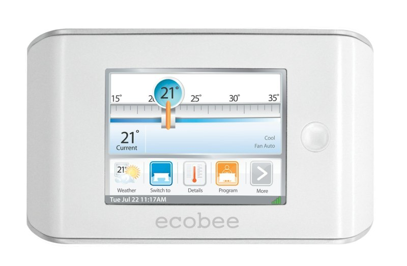 Ecobee Programable Smart Thermostats