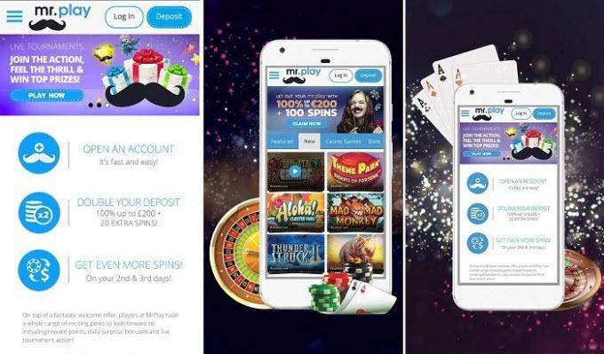 Mr Play Mobile Casino