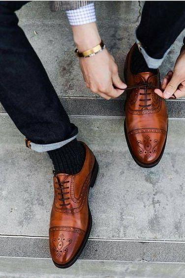 5 kiểu giày mà mọi quý ông hiện đại cá tính