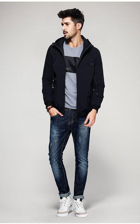 5 item áo khoác nhẹ nhàng dễ phối mà chàng nên có độc đáo