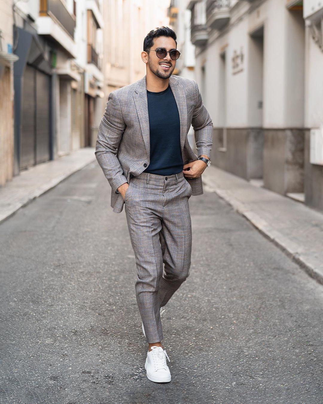 8 cách phối đồ đẹp giúp nam giới thanh lịch hơn trong ngày hẹn đầu tiên