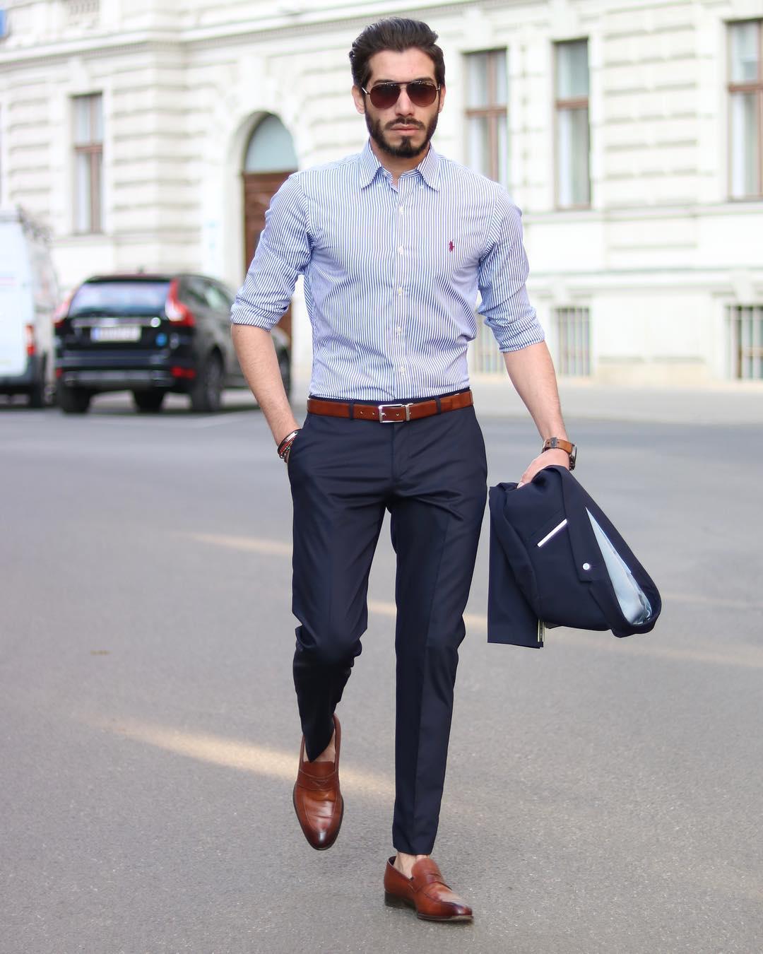 Không cần suit mà vẫn cực bảnh với 7 cách phối đồ công sở thanh lịch