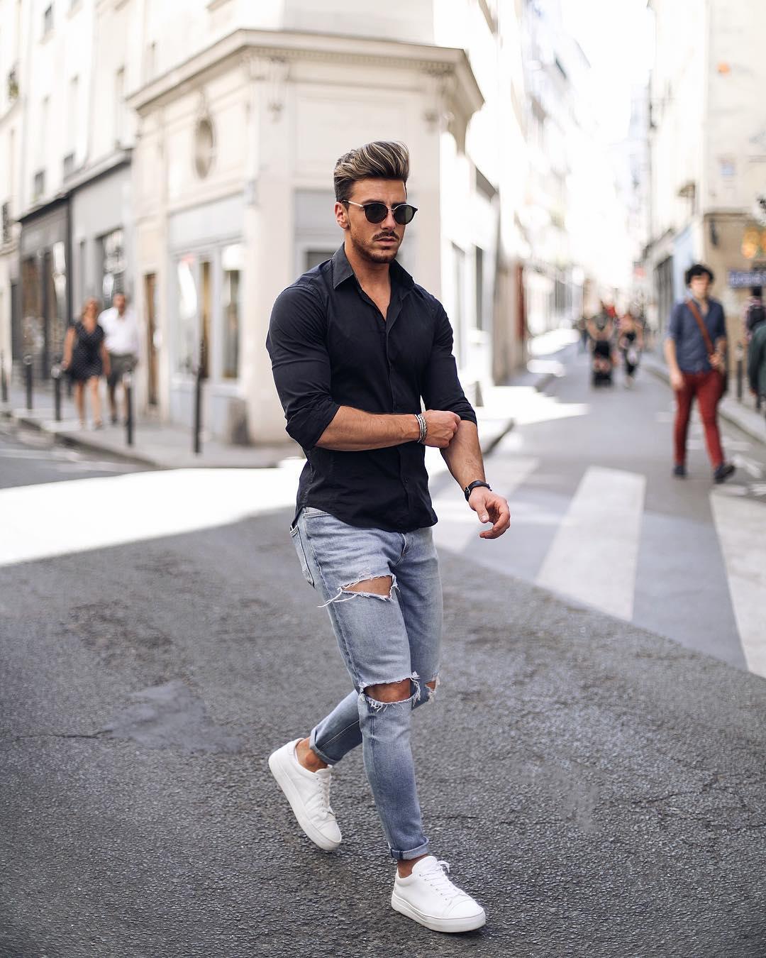 8 tips phối đồ giúp chàng định hình phong cách cực thanh lịch