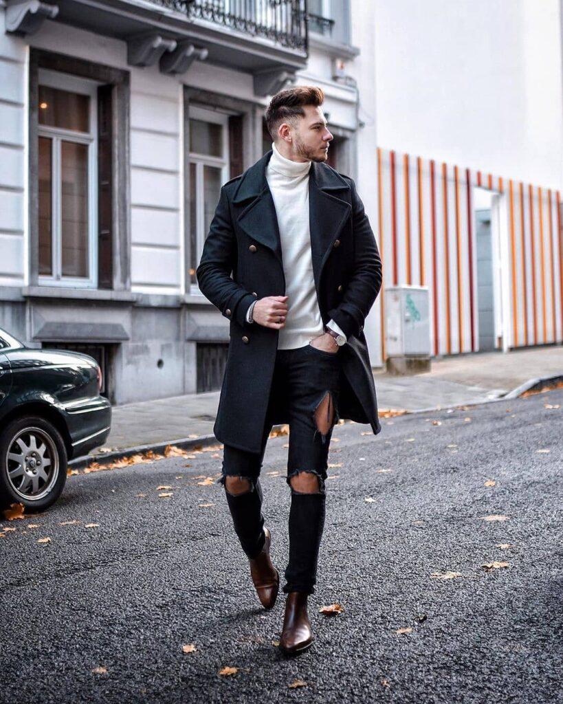 5 gam màu coat jacket siêu dễ phối đồ mà chàng nào cũng cần