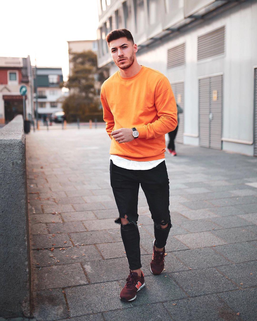 Đậm chất streetwear với 5 cách phối đồ đơn giản mà hầm hố