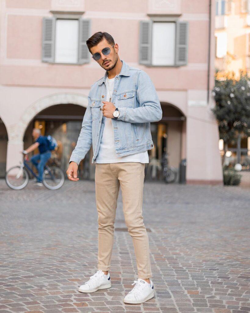 Sự đa-zi-năng của denim jacket và 5 cách phối đồ cá tính