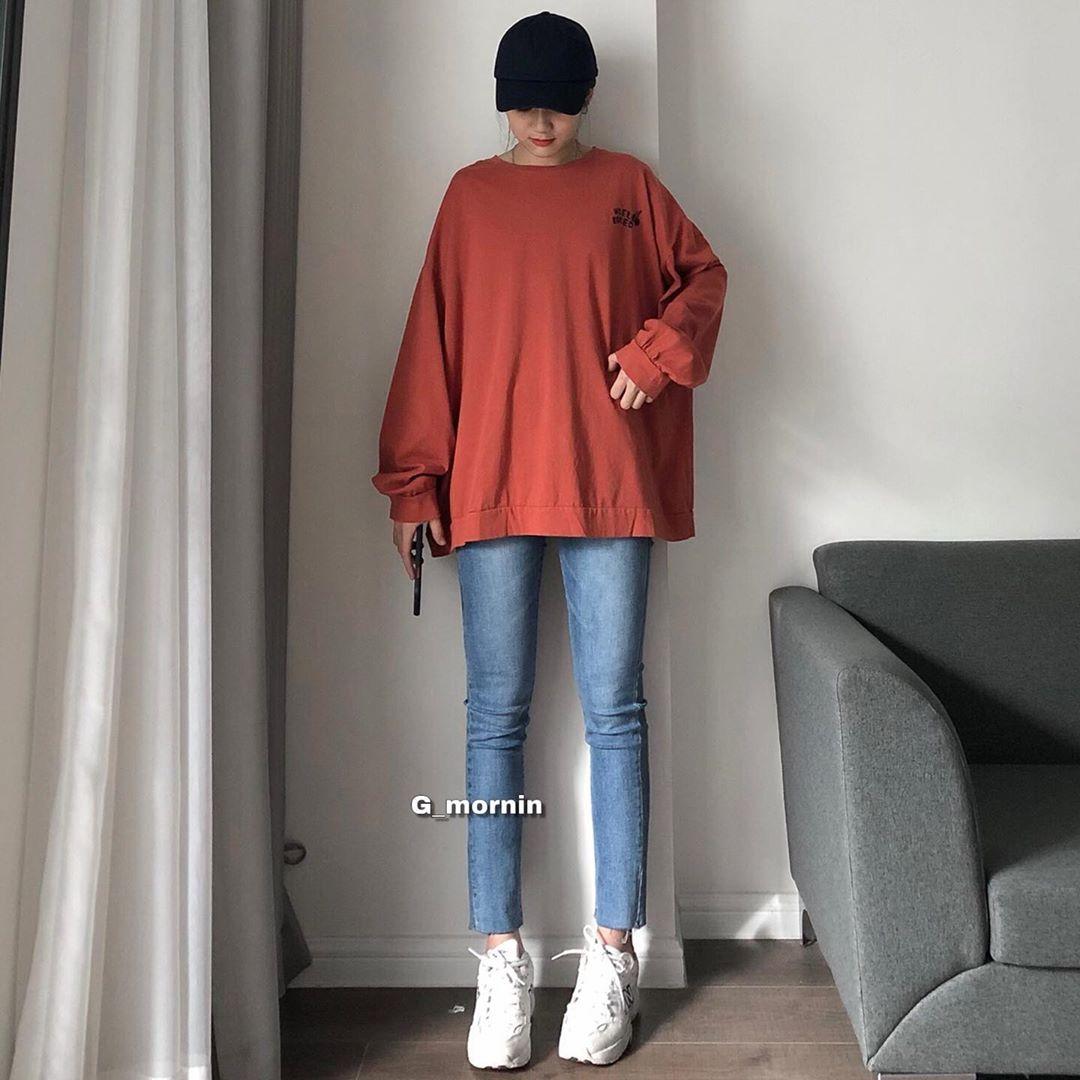 [G MORNING SHOP] store áo quần đơn giản nhưng cực chất cho các bạn nữ ưa trẻ trung năng động (5)