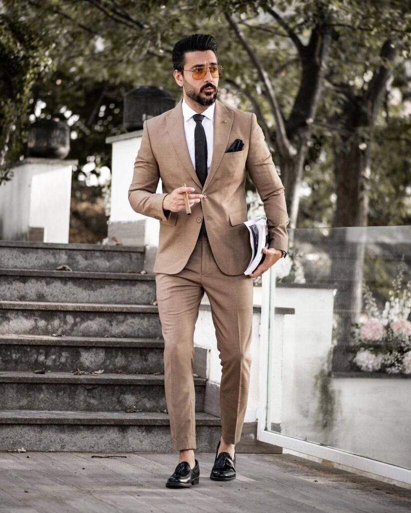 Định hình style chuẩn quý ông với những cảm hứng phối đồ độc đáo