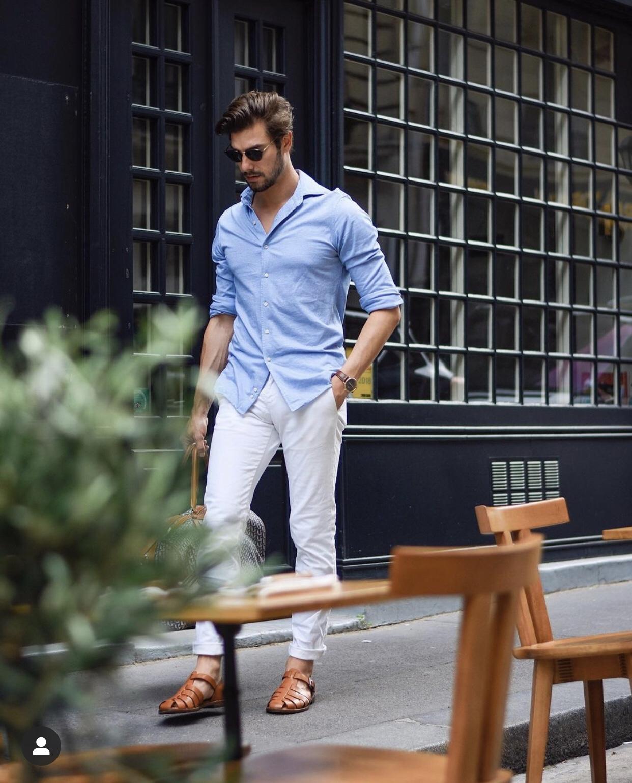 Định hình phong cách lãng tử để chàng xuống phố ấn tượng