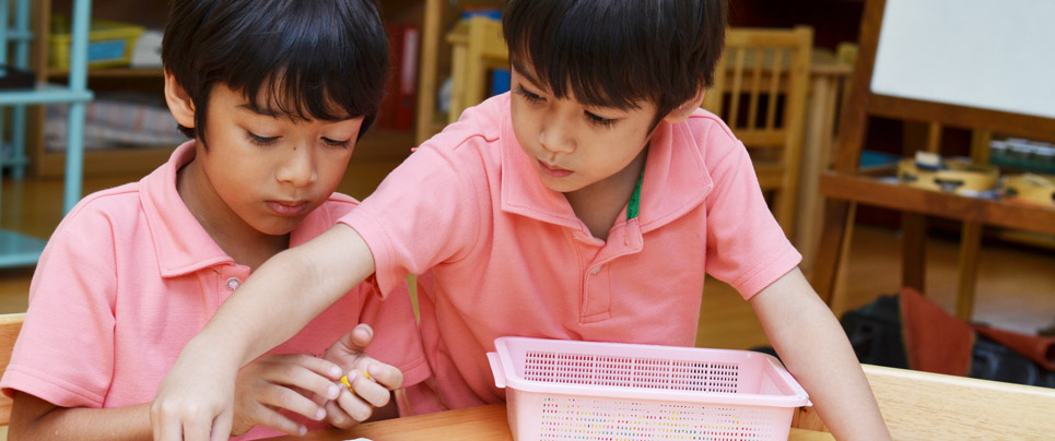 Montessori Gives Dublin Kids Lots of Time and Attention