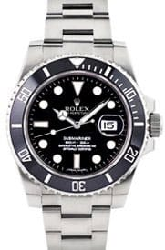 Rolex watch for auction