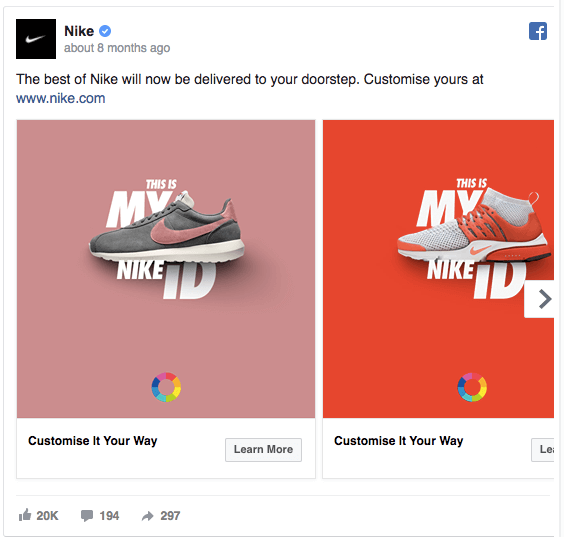 nike-facebook-ad-example-1