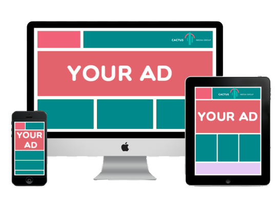 Cactus Media – digital ads