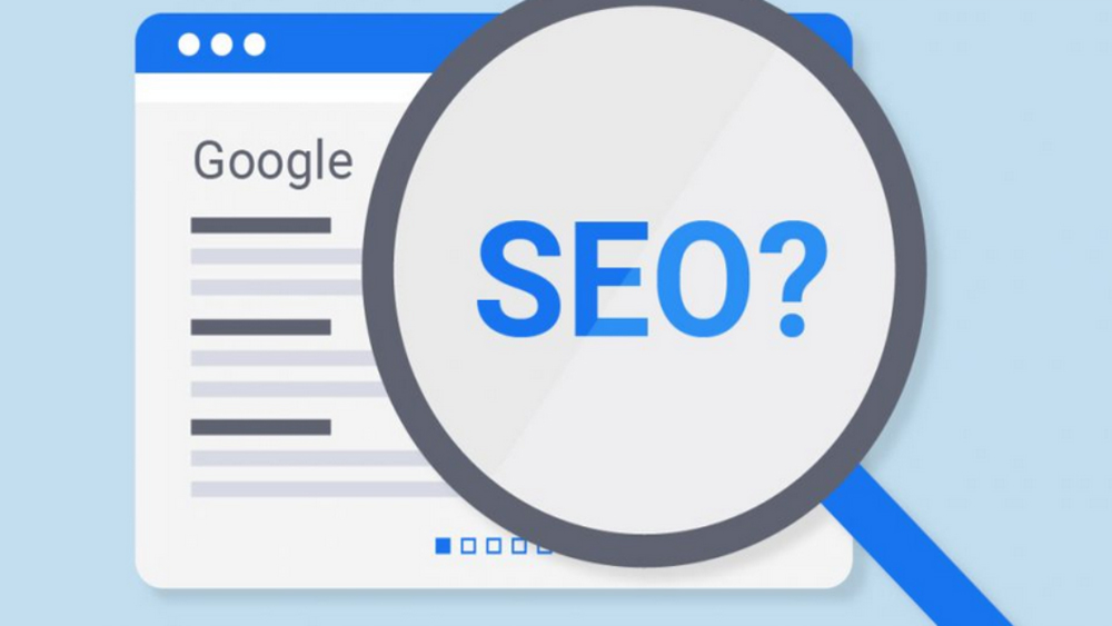 Don't forget SEO