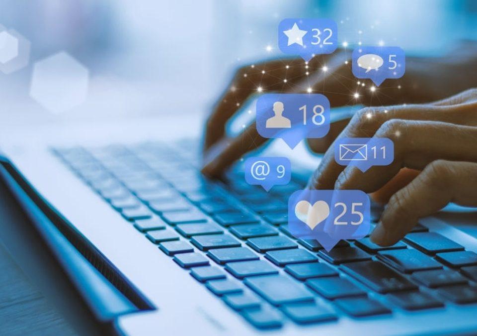 Different types of social media marketing