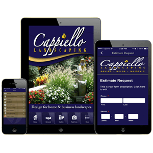 JCappiello Landscaping App