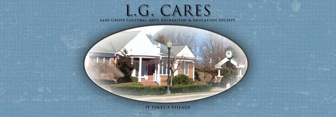 lgcares logo