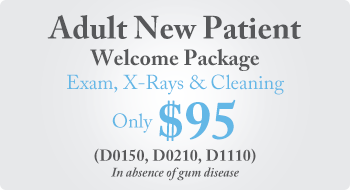 Adult New Patient Package