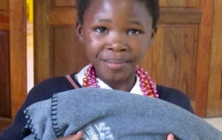 Chirstmas for Uganda Children-blankets needed