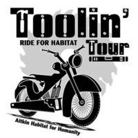 Toolin Tour - Ride for Habitat