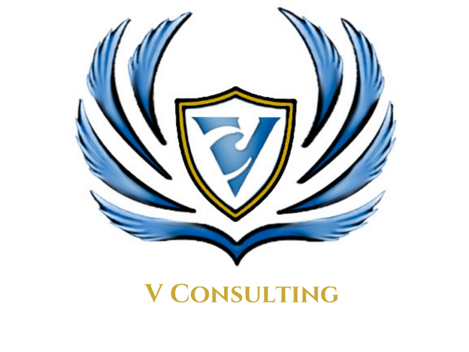 V Consulting Logo PNG