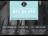 Js Tailor and Cleaners $5 off Coupon