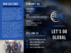 Kelly Global Consultants | Trifold
