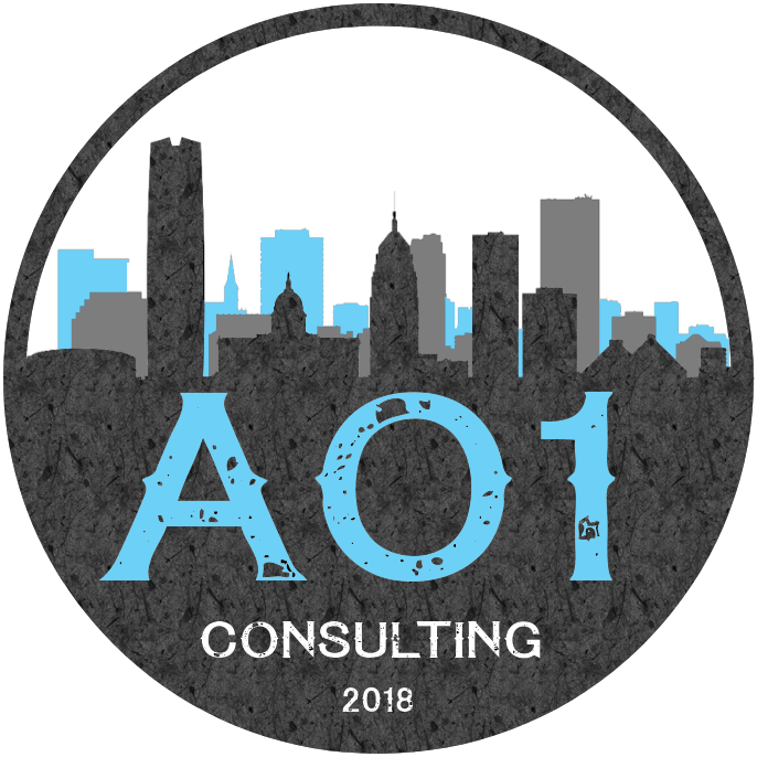 AO1 Consulting Logo PNG