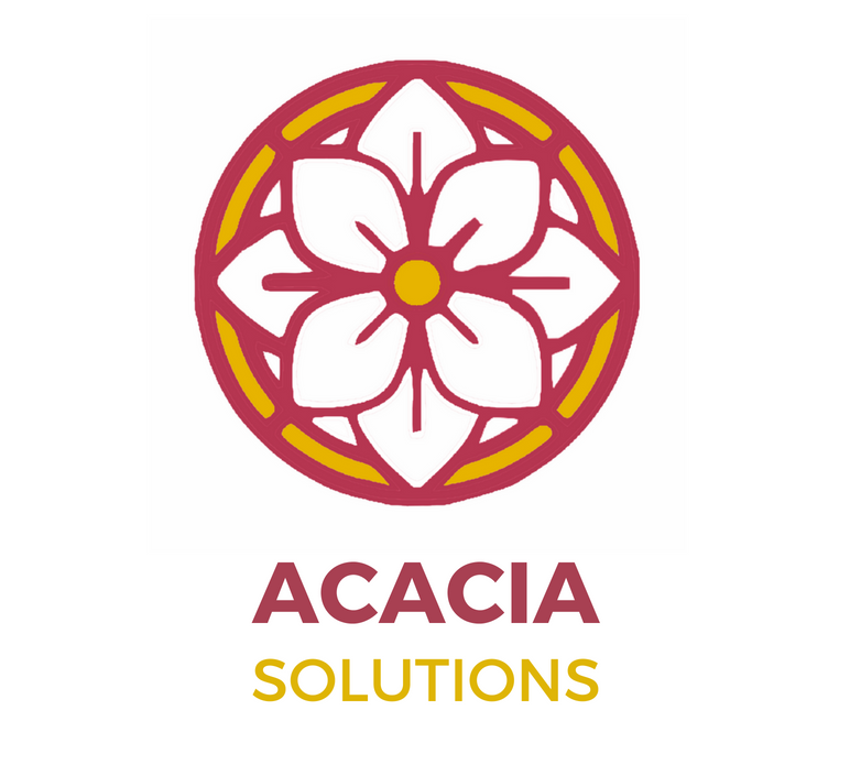 Acacia Solutions Logo PNG