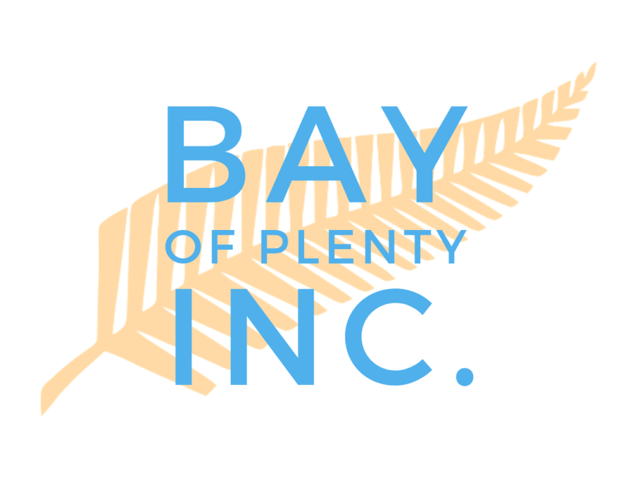 Bay of Plenty Logo PNG