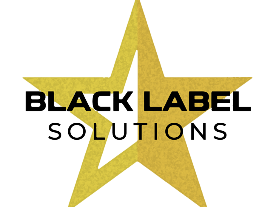 Black Label Solutions Logo