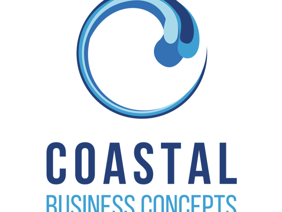 Coastal Business Concepts Logo PNG Transparent