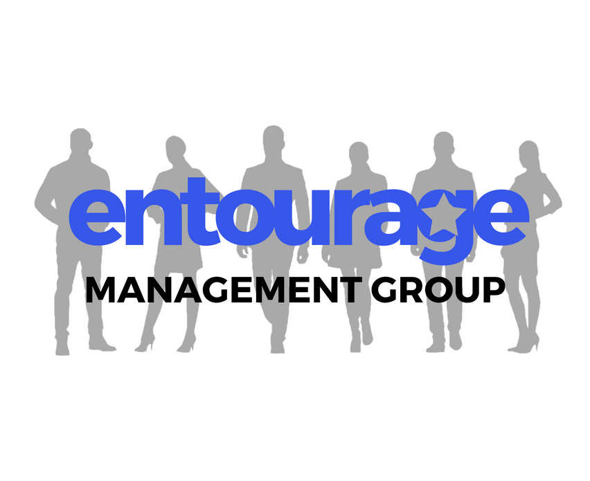 Entourage Management Group Logo PNG