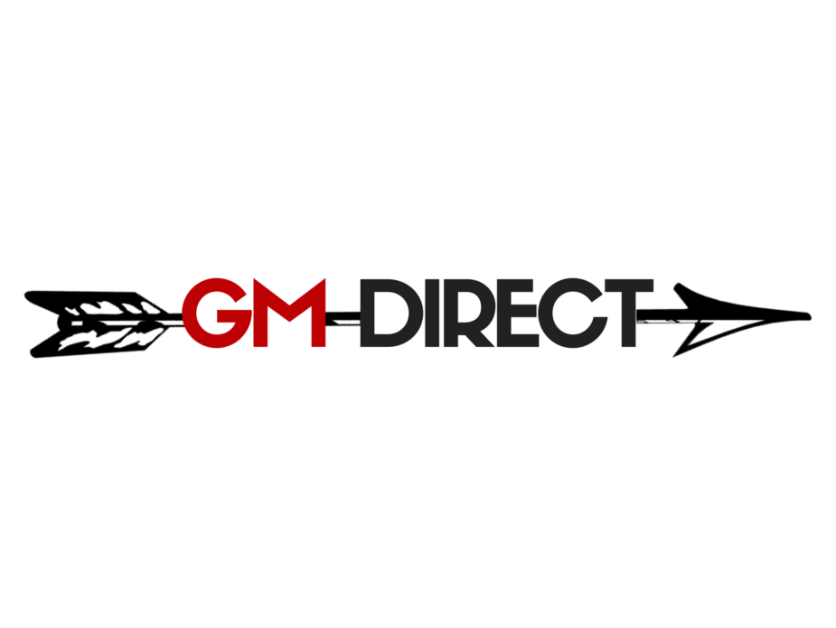 GM Direct Logo PNG