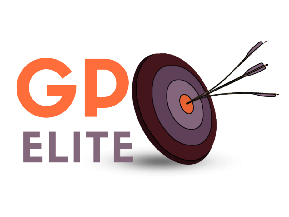 GP Elite Logo PNG