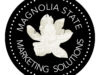 Magnolia State Marketing Solutions Logo PNG Transparent