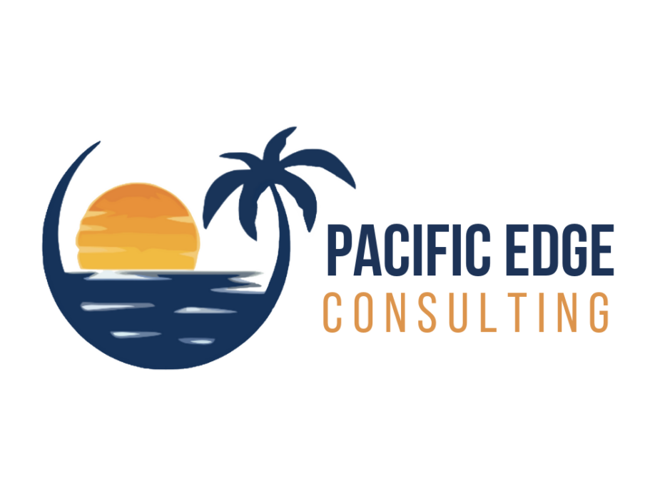 Pacific Edge Consulting Logo PNG