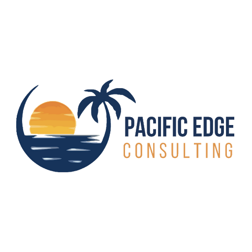 Pacific Edge Consulting Logo