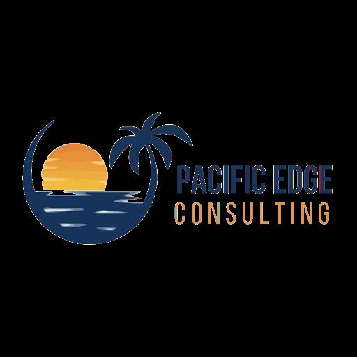 Pacific Edge Consulting Logo