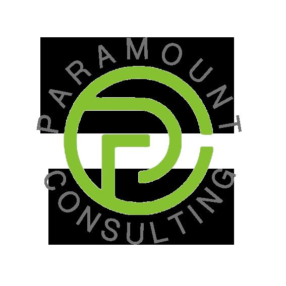 Paramount Consulting Logo Transparent