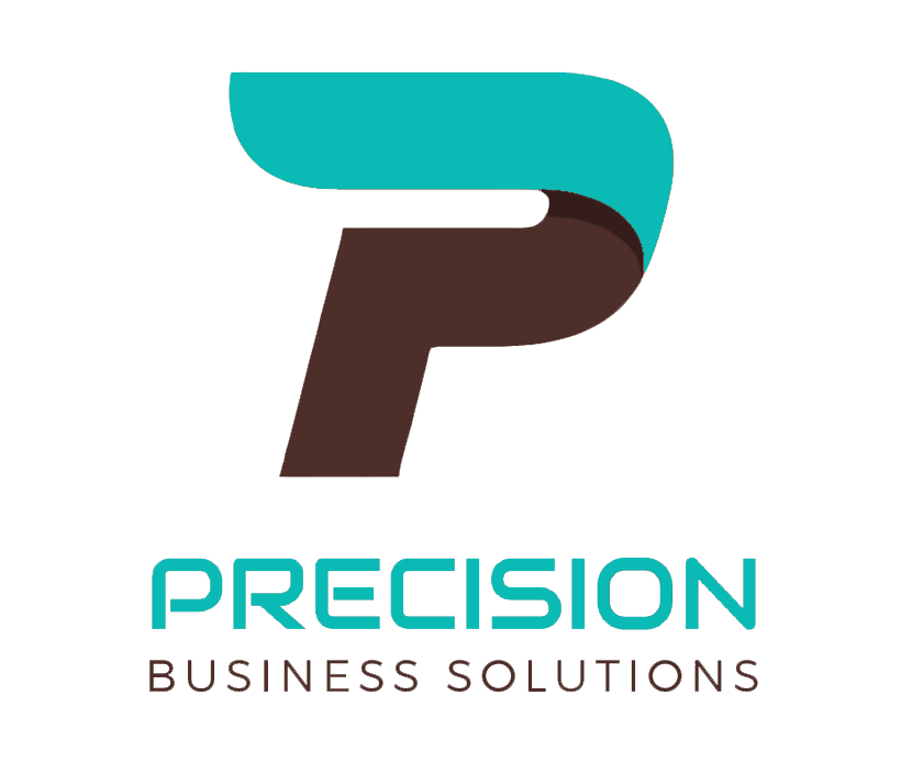 Precision Business Solutions Logo PNG