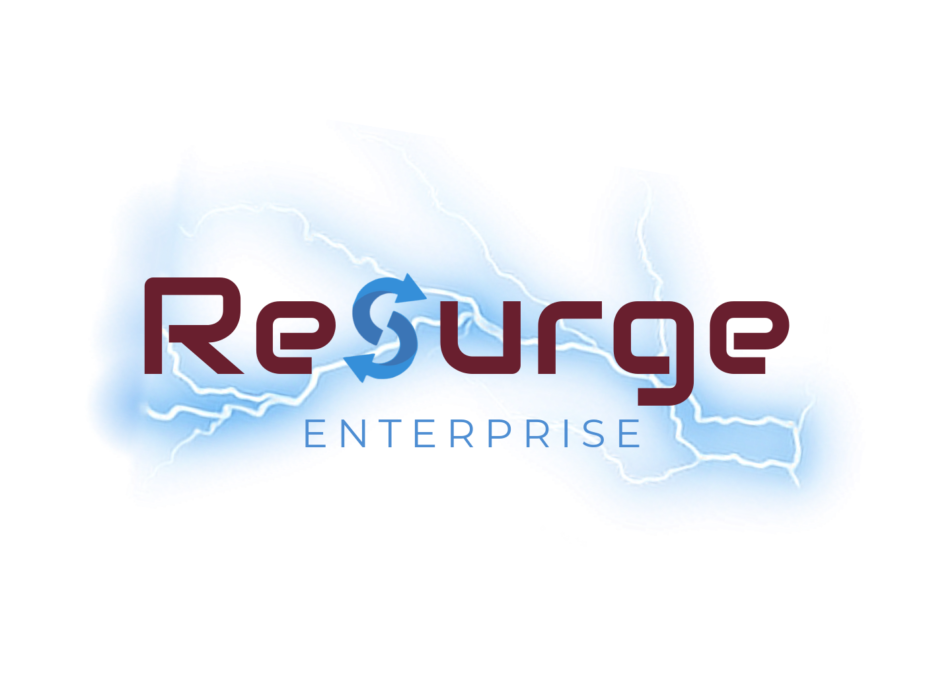 Resurge Enterprise Logo Transparent