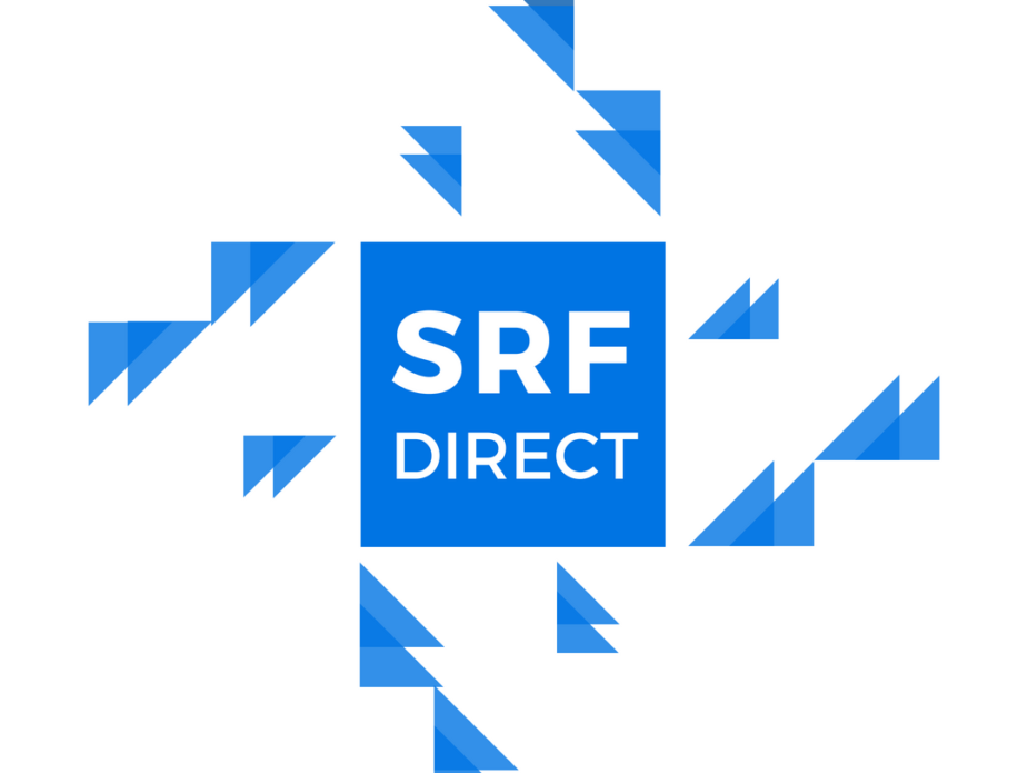 SRF Direct Inc Logo PNG