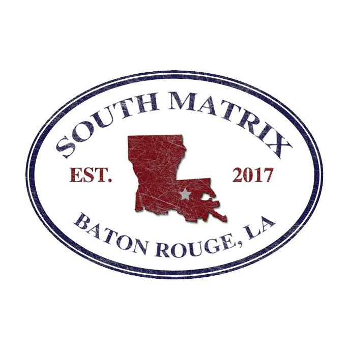 South Matrix Logo Transparent