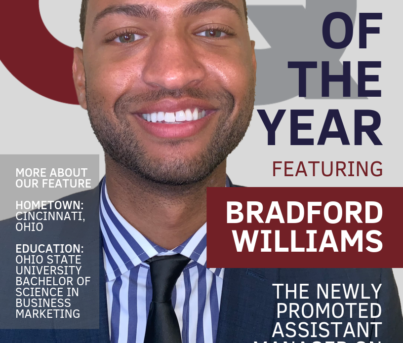 South Matrix | Man Of The Year Flyer - Brad