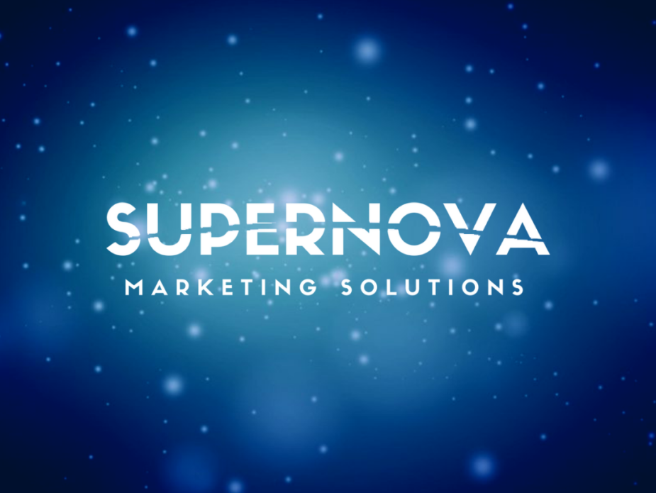 Supernova Marketing Solutions Logo PNG