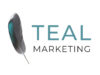 Teal Marketing Logo JPG square